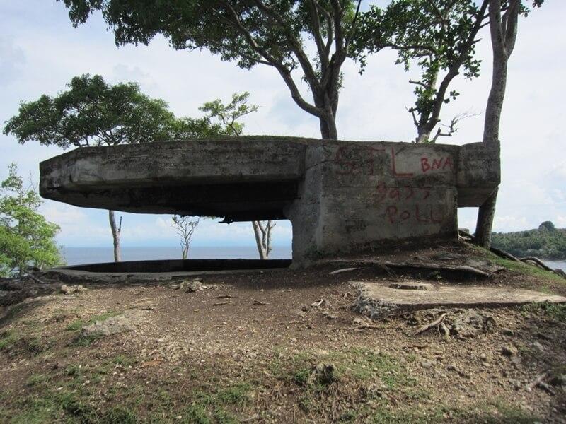 Benteng Pertahanan Jepang