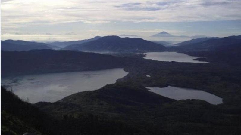 Danau, Gunung Talang Keindahan Berbalut Misteri