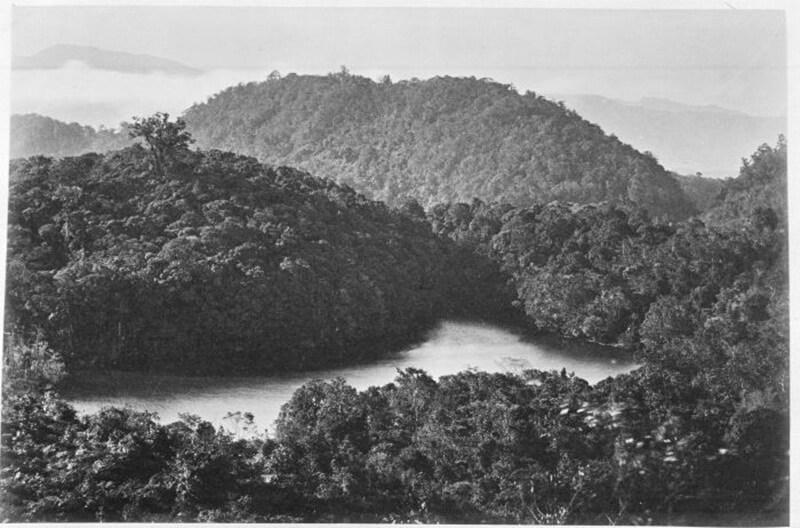 Danau Talang Danau Vulkanik