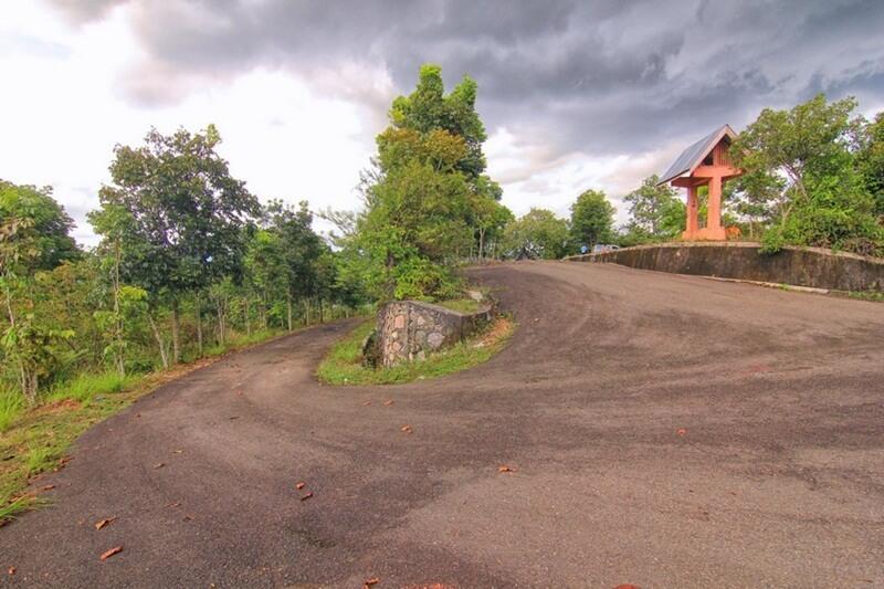 Jalan Menuju Panorama Ampangan