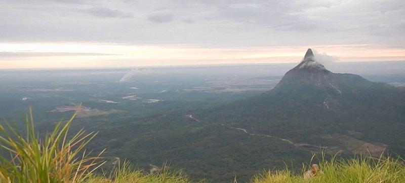 Ketinggian Bukit Serelo