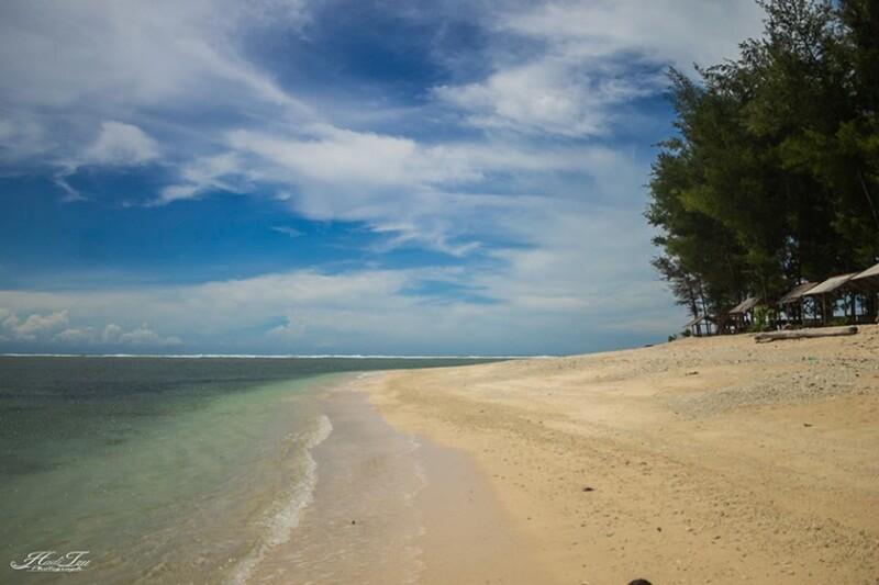 Pantai Indah Berbalut Misteri