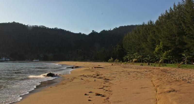 Pasir Pantai Sako
