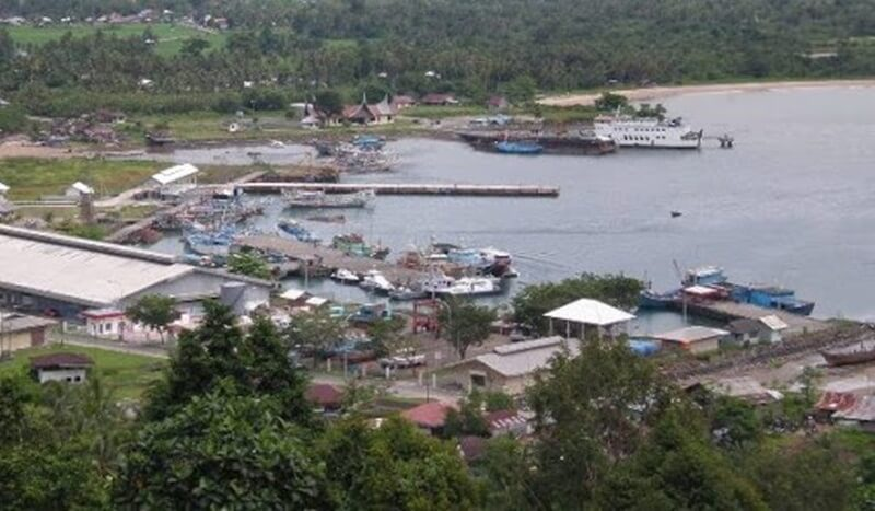 Pelabuhan Perikanan Samudera Bungus