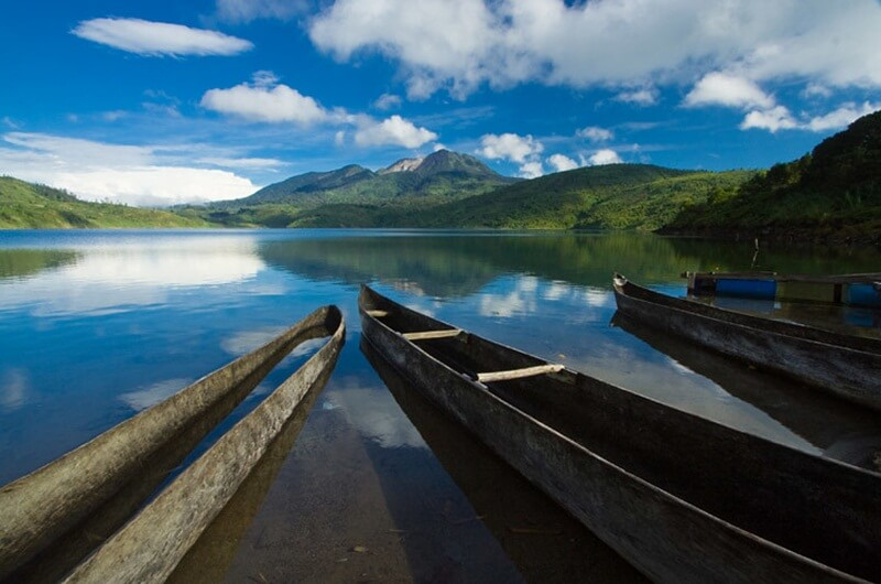 Pesona Danau Talang