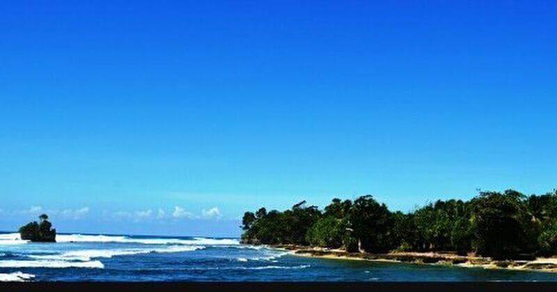 Pesona Pantai Way Hawang