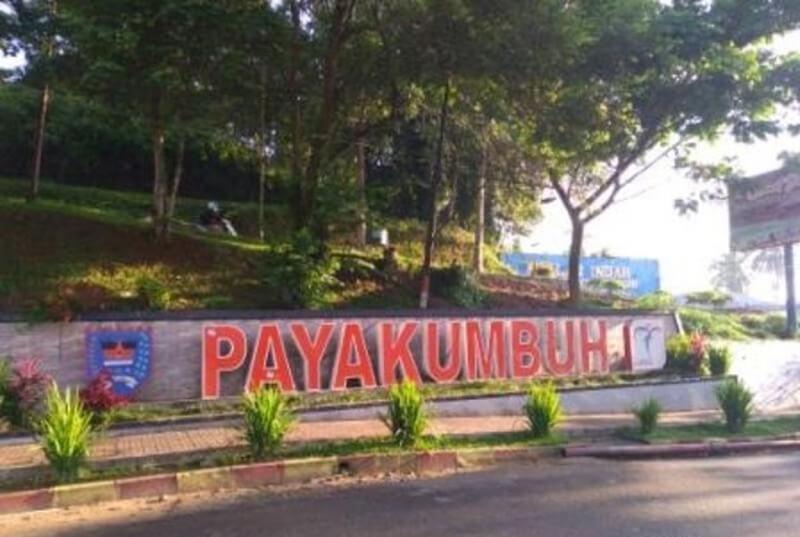 Rest Area Payakumbuh