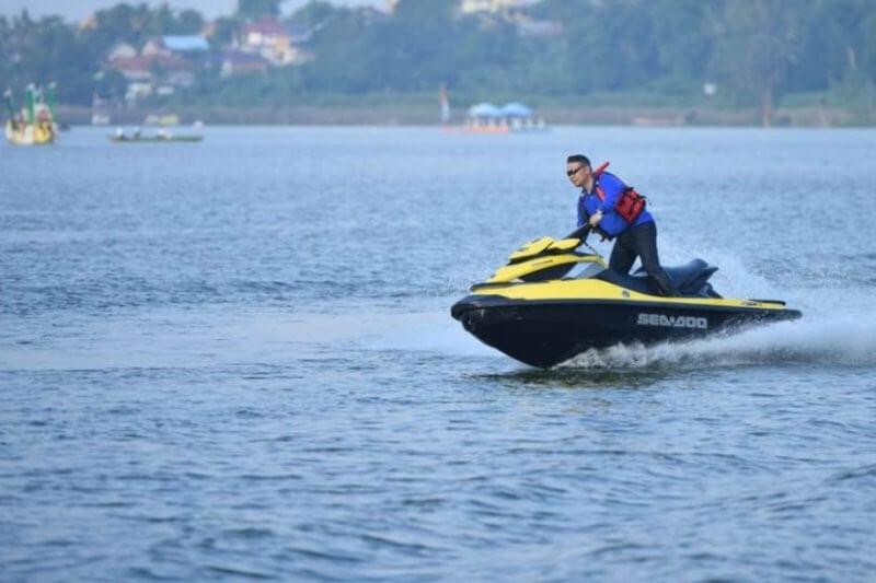 Salah-Satu Festival Di Danau Sipin