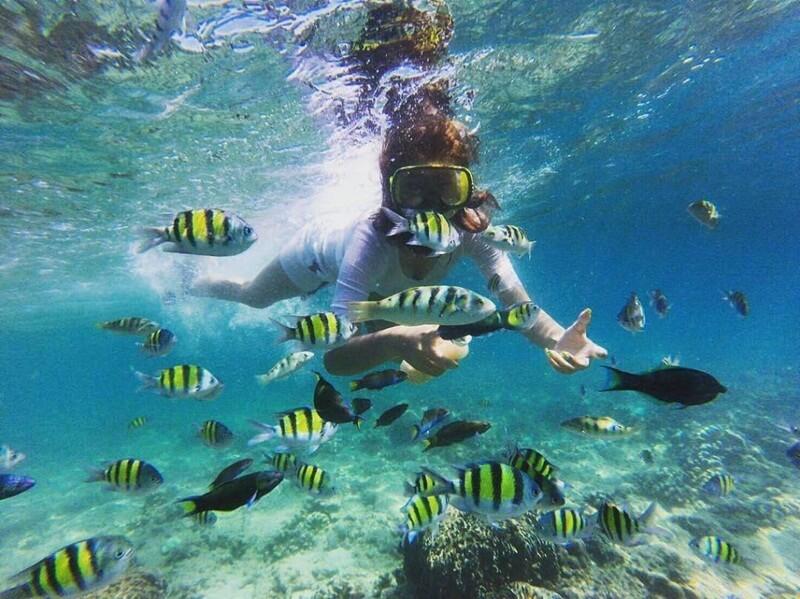 Snorkeling Di Pulau Pasumpahan