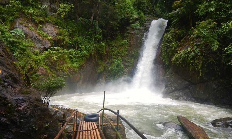 Air Terjun Haratai Kalimantan Selatan