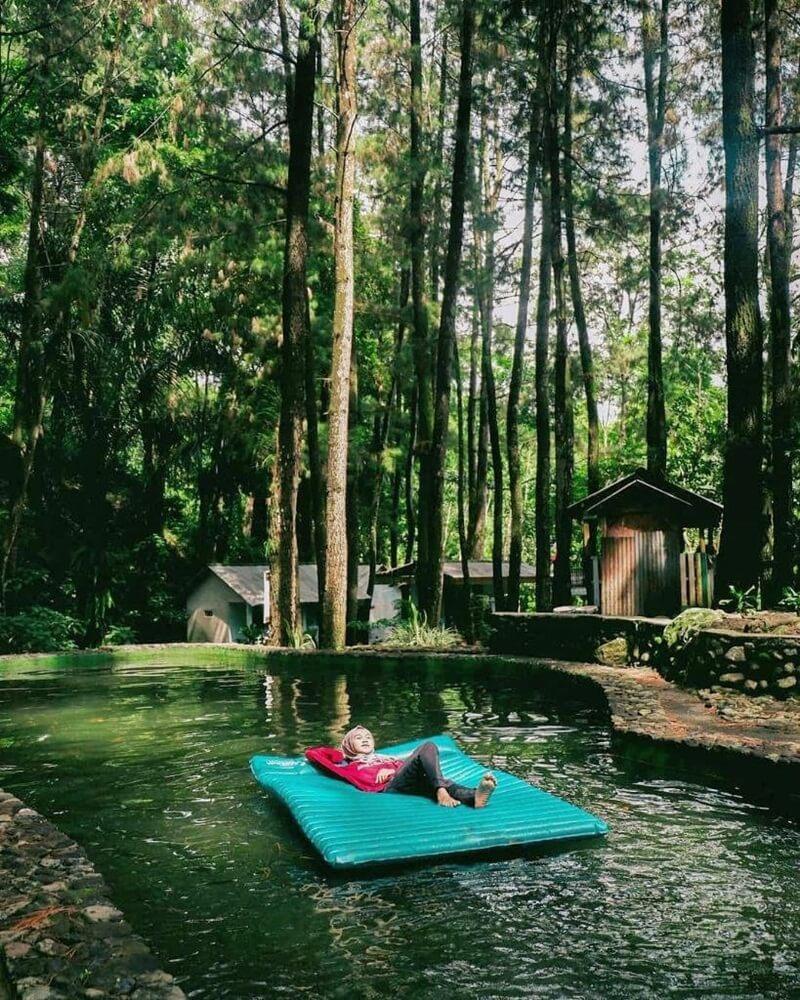 Air Terjun Semirang Sangat Instagrammable