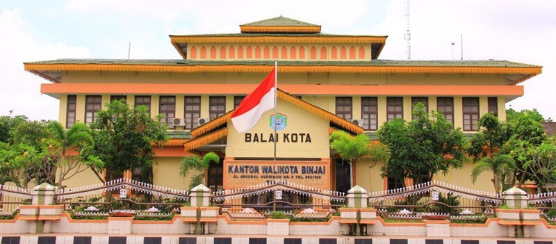 Balai Kota Binjai