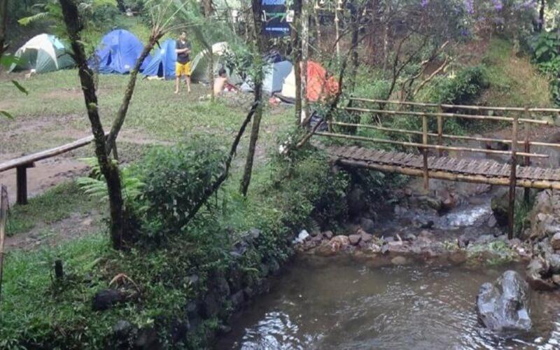 Camping Ground Curug Ngumpet