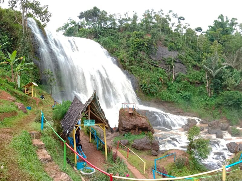 Landscape Curug Cikondang