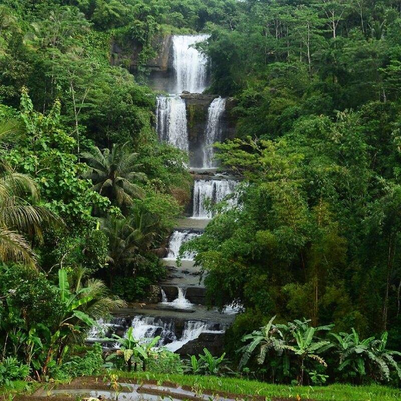 Landscape Curug Nangga
