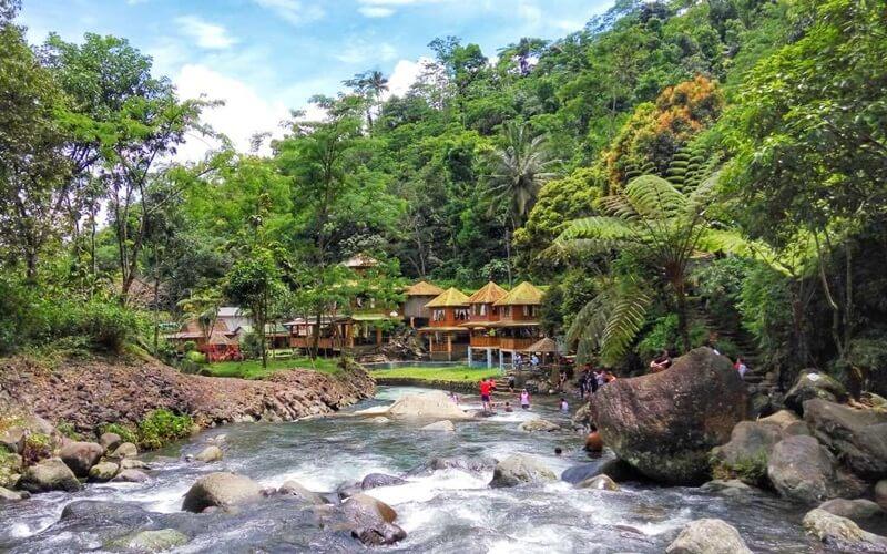Landscape Villa Curug bayan