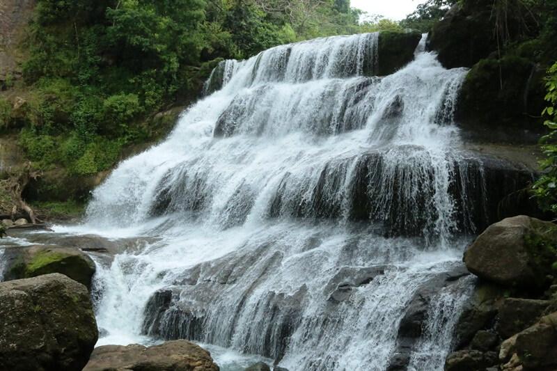Lokasi Utama Air Terjun Lacolla