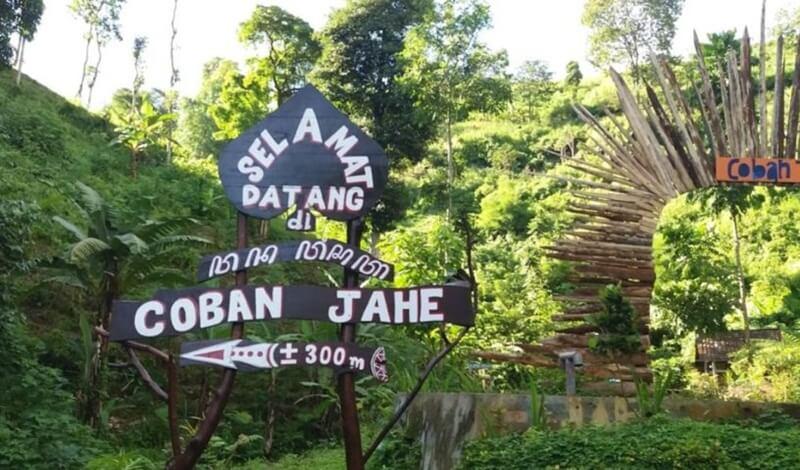 Rute Menuju Coban Jahe
