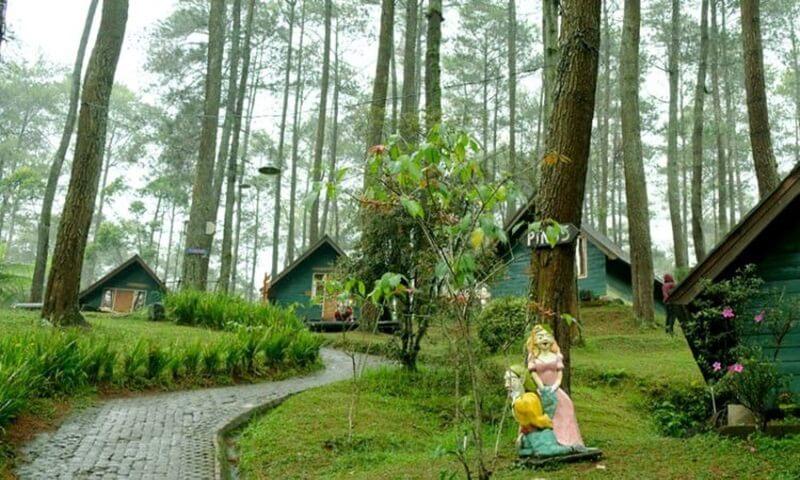 Salah Satu Lokasi Wisata di Lembang Bandung