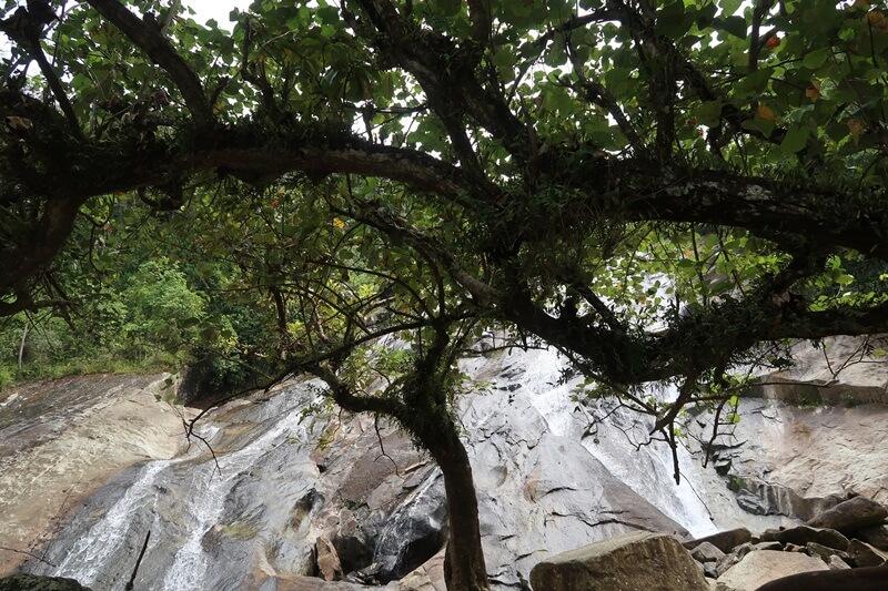 Sejarah Air Terjun Bayang Sani