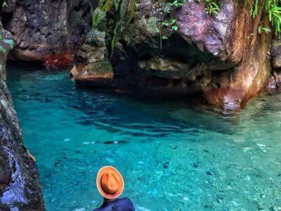Curug Leuwi Lieuk, Wisata Alam Sentul Bogor Yang Eksotis