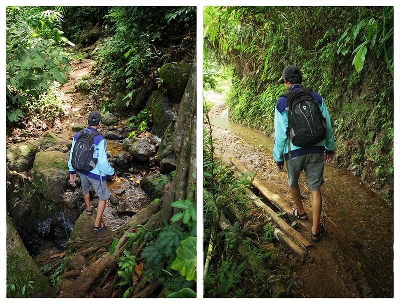 Trekking Curug Muncar Bruno
