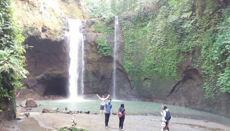 View Di Sekitar Air Terjun Tibumana