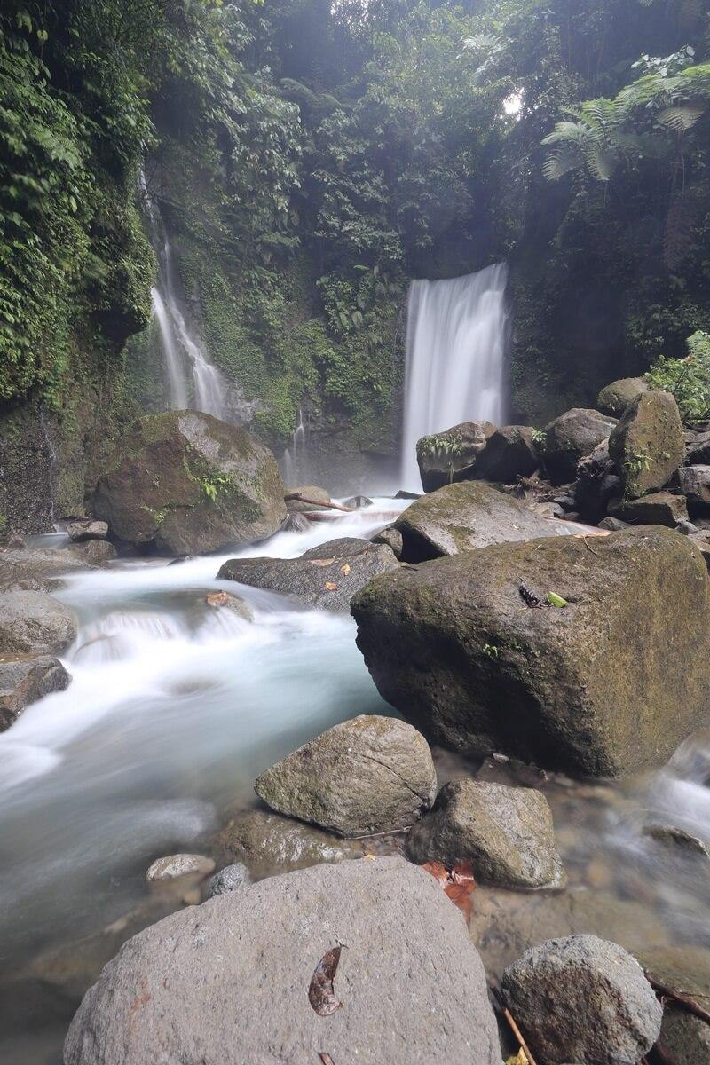 Air Terjun Lau Berte Favorit Para Petualang