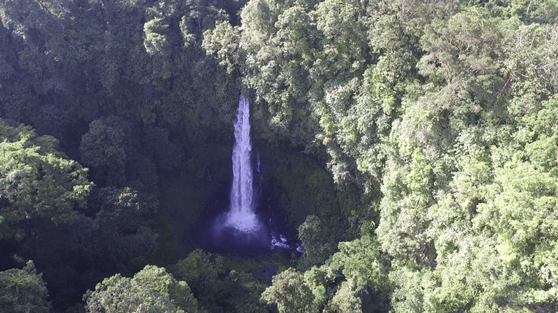 Air Terjun Lider Banyuwangi