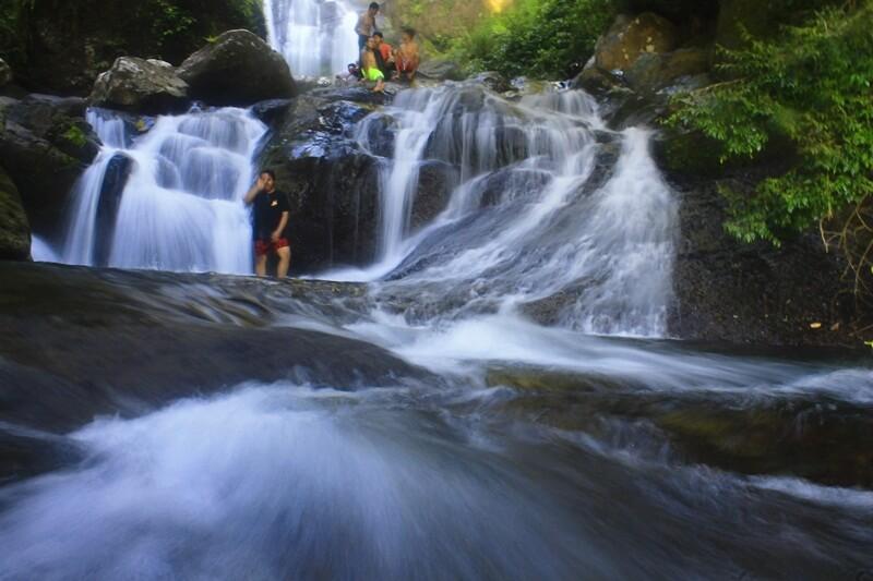 Air Terjun Lubuk Hitam Padang