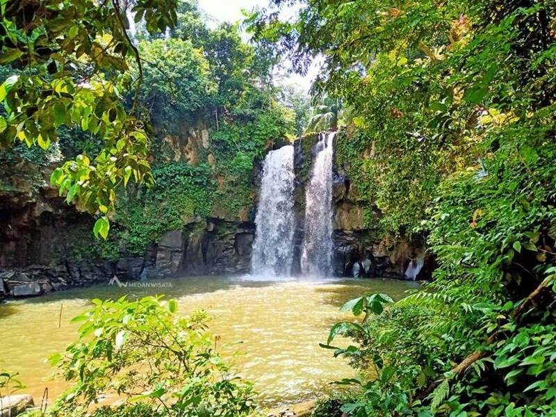 Air Terjun Simonang-Monang Asahan