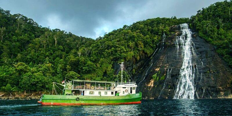 Armada Menuju Air Terjun Mursala