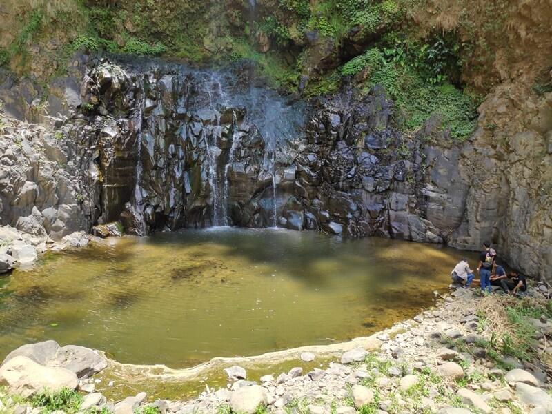 Kolam Alami Curug Surodipo