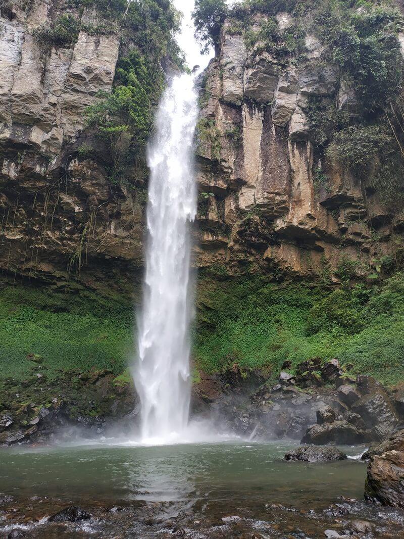 Kolam Utama Air Terjun Putri Malu