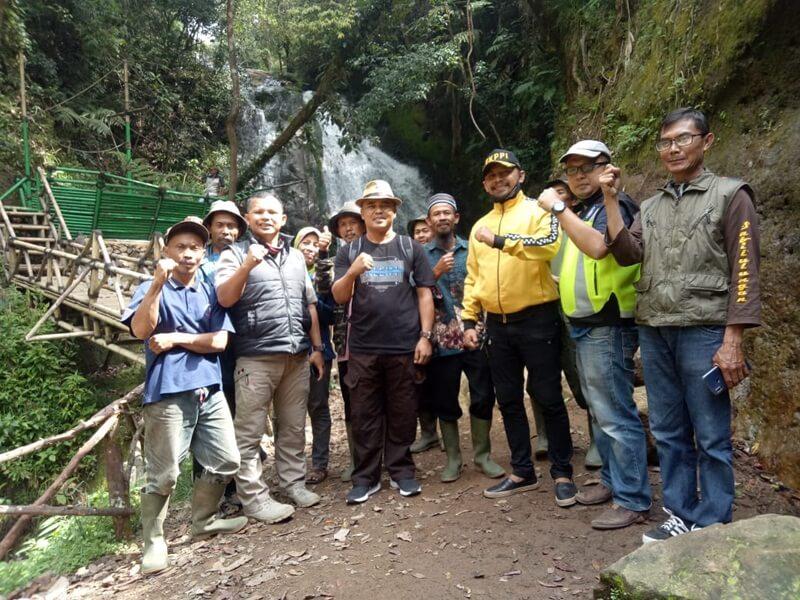 Kunjungan Ketua DPRD Kab.Bandung