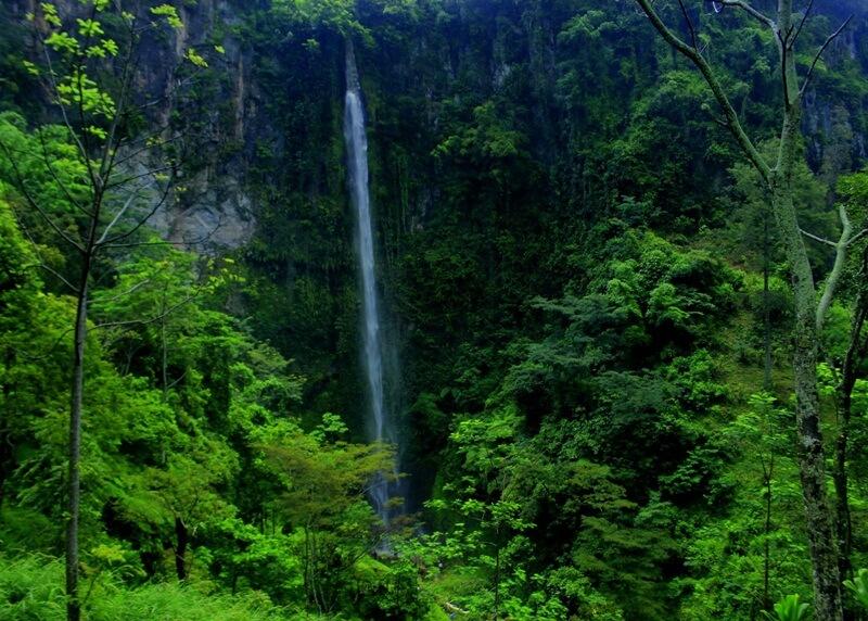 Landscape Air Terjun Kali Pancur