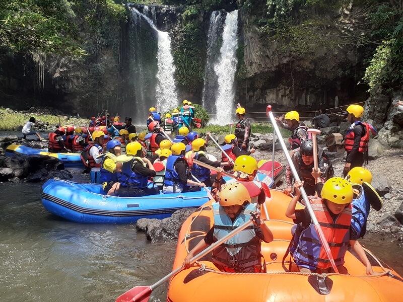 Rafting Bersama