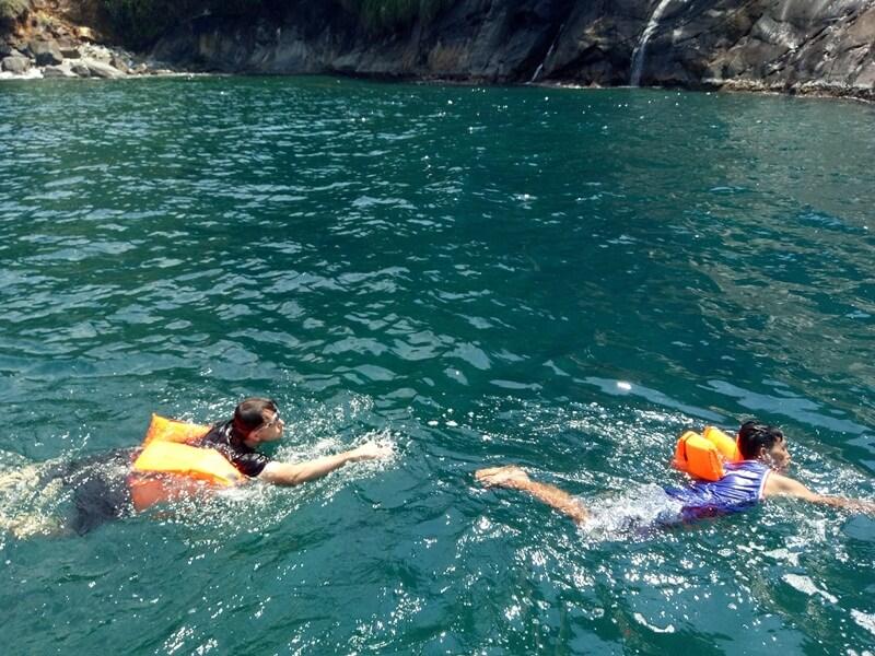 Ragam Wisata Di Air Terjun Mursala