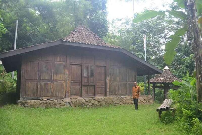 Rumah Tempat Lahirnya W.R. Soepratman