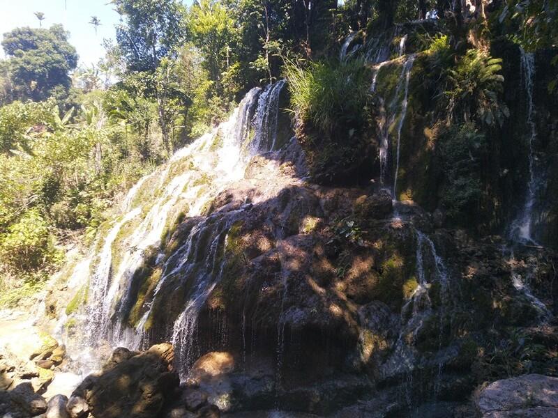 Sejarah Penamaan Air Terjun Mauhalek