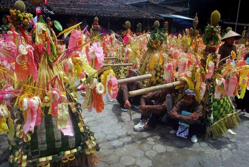 Tradisi Jolenan Desa Somongari