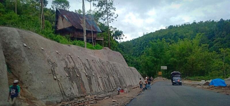 Jalan Pagaralam - Lematang