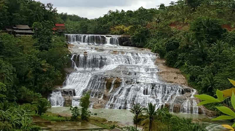 Landscape Curug Dengdeng