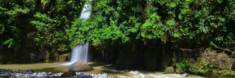 Lokasi Utama Air Terjun Lematang