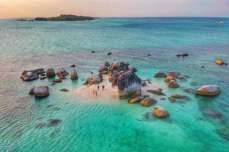 Belitung Geopark
