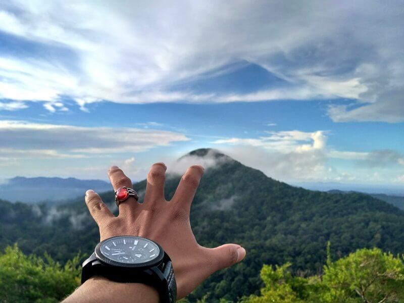 Tajam Mountain Geopark Belitung