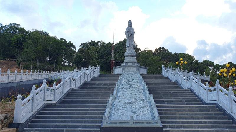 Vihara Bersejarah Geopark Belitung