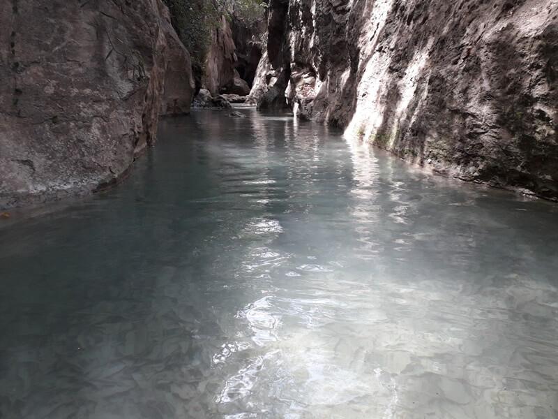 air tagepe atau tebing tagepe