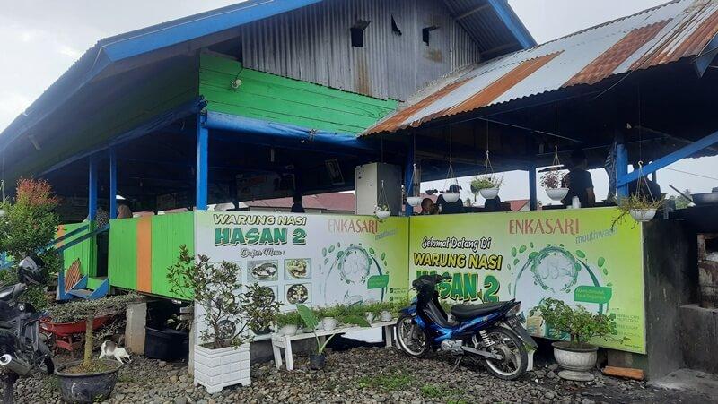 warung nasi hasan 2