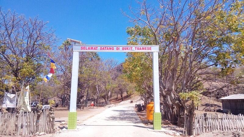 pintu masuk bukit tuamese
